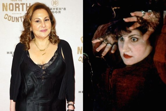 Vida Press nuotr./Kathy Najimy