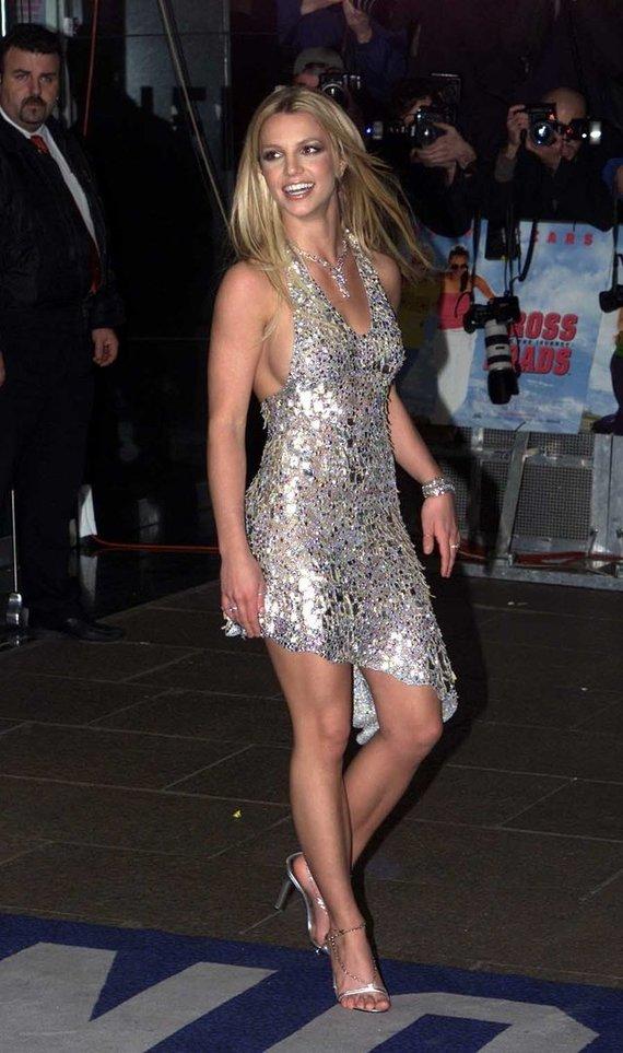 Vida Press nuotr./Britney Spears 2002 m.