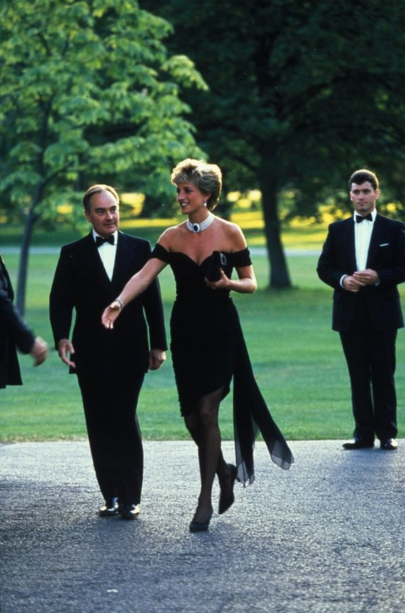 Vida Press nuotr./Princesė Diana 1994 m.