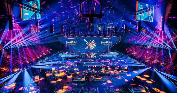 """Eurovision.tv (NPO/NOS/AVROTROS Nathan Reinds) nuotr./Roterdamo """"Ahoy"""" arena"""