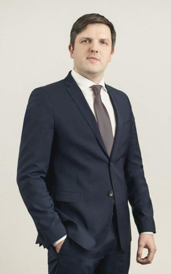 Sorainen nuotr./advokatas Laurynas Lukošiūnas