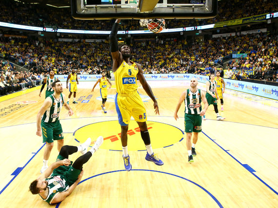 Euroleague.net nuotr./Othello Hunteris