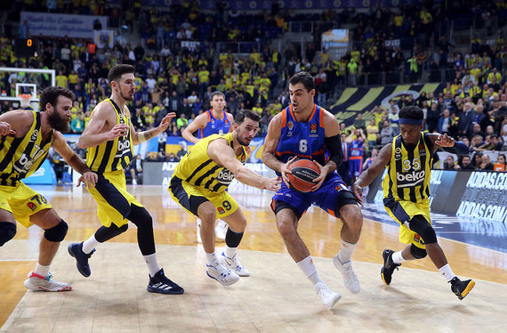 Euroleague.net nuotr./Alberto Abalde
