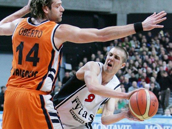 eurocupbasketball.com/Tomas Delininkaitis
