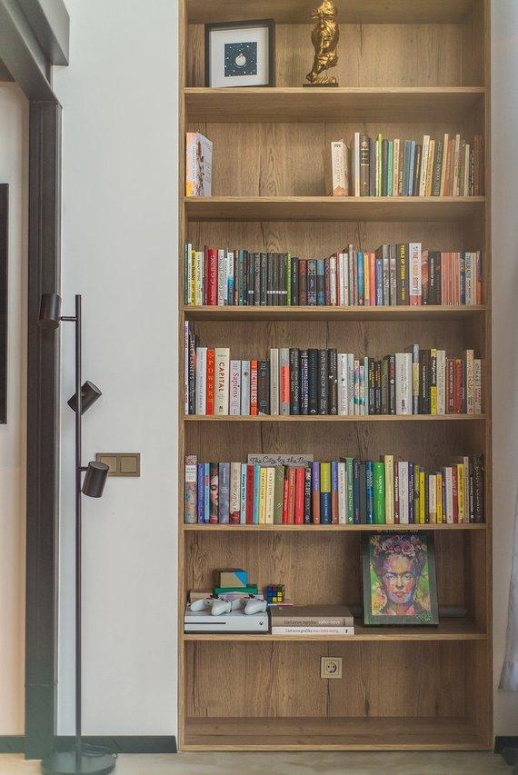 Aivaro Ruginio nuotr./Trijų kambarių butas Vytenio gatvėje