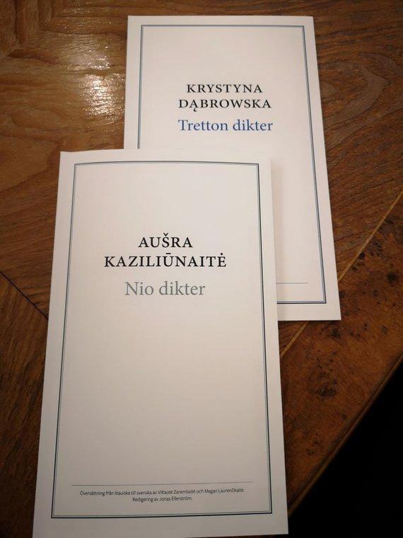 """Asmeninio archyvo nuotr./Didžiausias literatūrinis festivalis Skandinavijoje """"Littfest"""