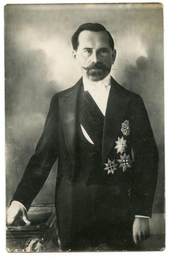 Mažosios Lietuvos istorijos muziejaus nuotr./Antanas Smetona