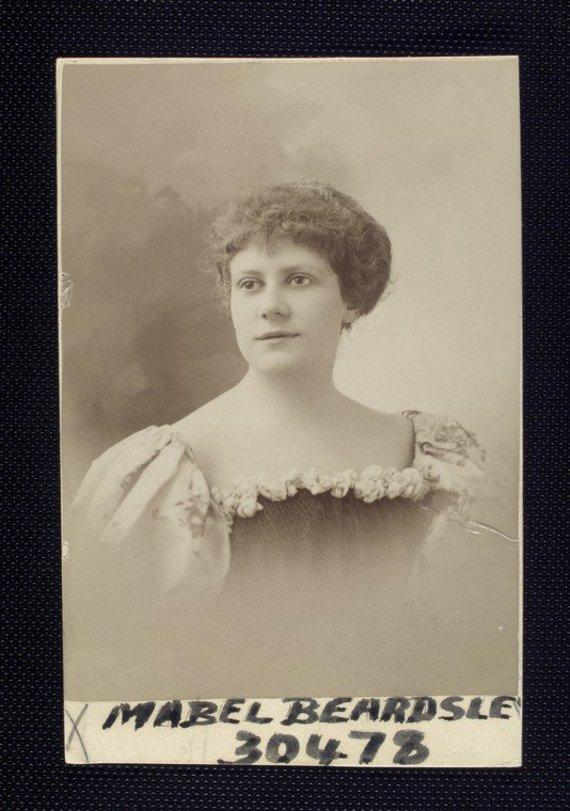 The New York Public Library nuotr./ Wikipedia.org nuotr./Mabelė Beardsley 1871–1916 metai