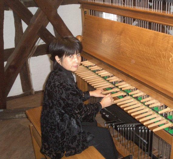 Yuko Tajima, organizatorių nuotr.