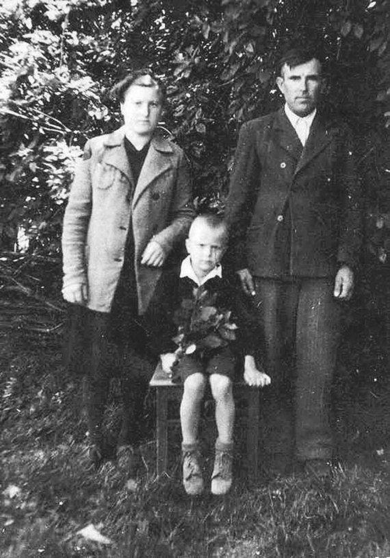 Asmeninio archyvo nuotr./Marytės šeima