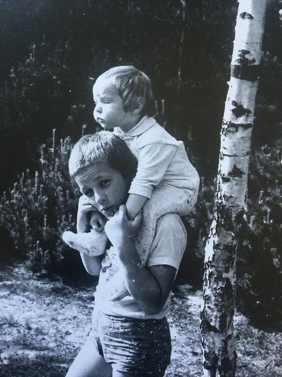 Asmeninio archyvo nuotr./Kunigundos vaikystė