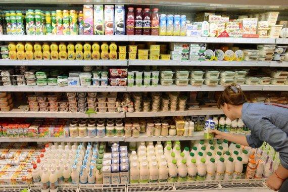 """AFP/""""Scanpix"""" nuotr./Maisto prekės"""