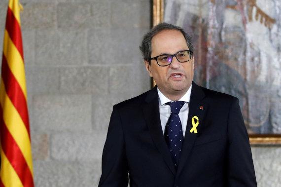 "AFP/""Scanpix"" nuotr./Quimas Torra"