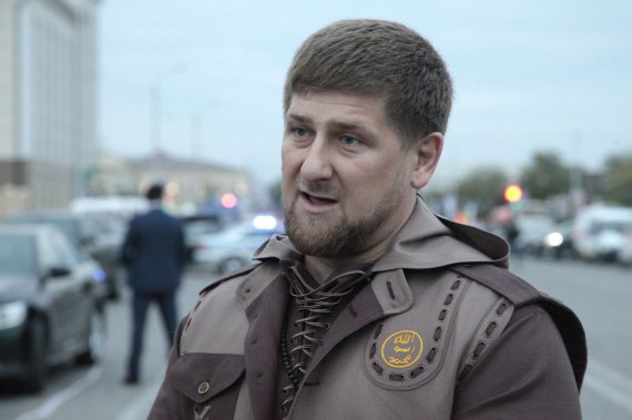 """""""Scanpix""""/AP nuotr./Čečėnijos lyderis Ramzanas Kadyrovas"""