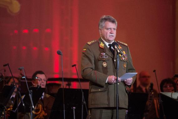 Alfredo Pliadžio nuotr./Jonas Vytautas Žukas