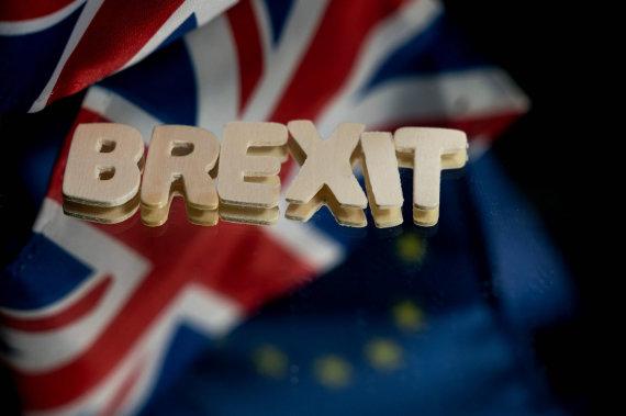 """AFP/""""Scanpix"""" nuotr./""""Brexit"""""""