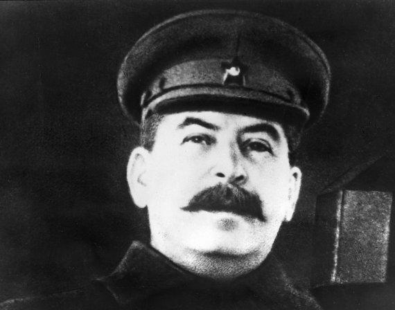"""""""Scanpix"""" nuotr./Sovietų Sąjungos diktatorius Josifas Stalinas."""
