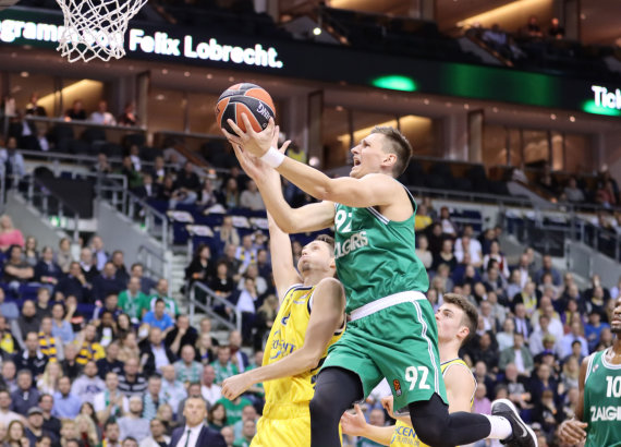 Getty Images/Euroleague.net nuotr./Edgaras Ulanovas