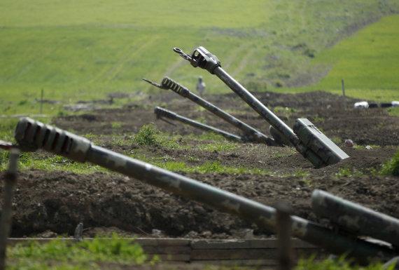 """Reuters""/""Scanpix"" nuotr./Kalnų Karabachas"