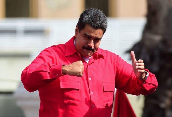 """AFP/""""Scanpix"""" nuotr./Nicolasas Maduro"""