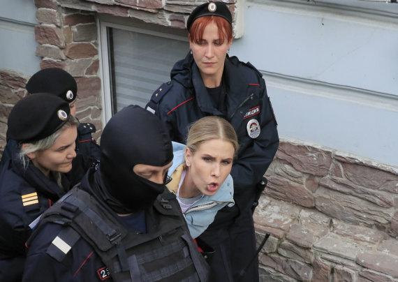 """""""Reuters""""/""""Scanpix"""" nuotr./Liubovė Sobol"""