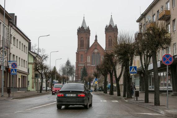 Juliaus Kalinsko / 15min nuotr./Kupiškio bažnyčia