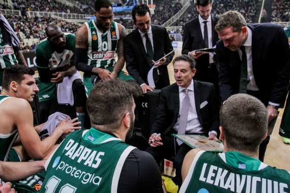 Getty Images/Euroleague.net nuotr./Rickas Pitino