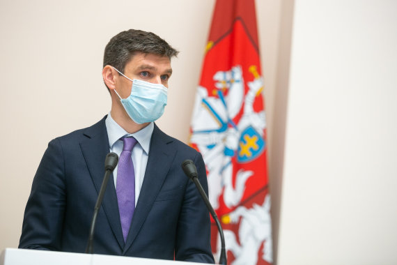 Žygimanto Gedvilos / 15min nuotr./Simonas Krėpšta