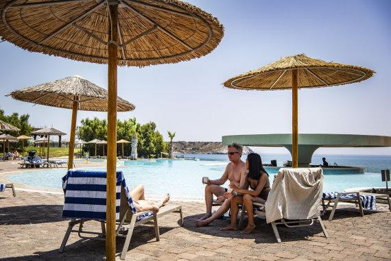 TT NEWS AGENCY/SCANPIX nuotr./Rodo sala Graikijoje