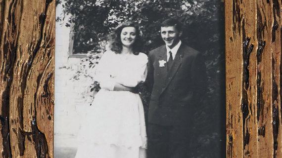 Asmeninio albumo nuotr./Vytautas Šerėnas su žmona Dalia