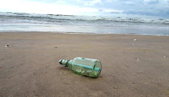 Skaitytojo nuotr./Smiltynės paplūdimys