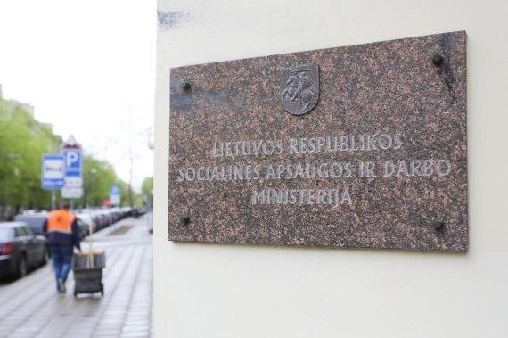 Irmanto Gelūno / 15min nuotr./Socialinės apsaugos ir darbo ministerija