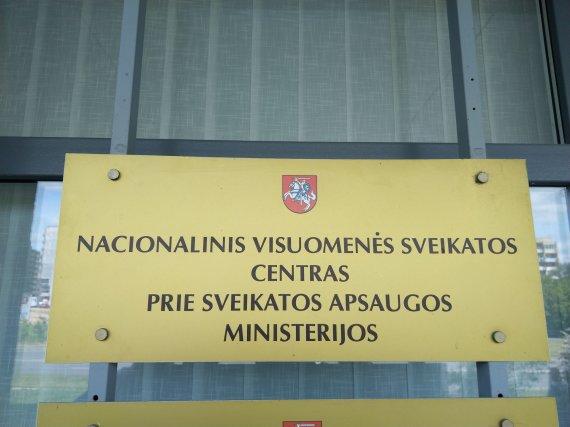 Valdemaro Šukštos / 15min nuotr./Nacionalinis visuomenės sveikatos centras (NVSC)