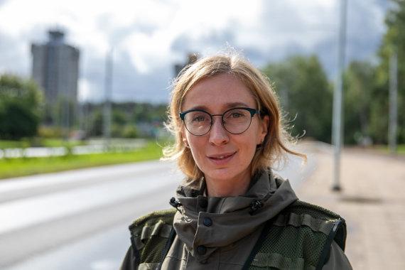 Juliaus Kalinsko / 15min nuotr./Olga Vėbrienė