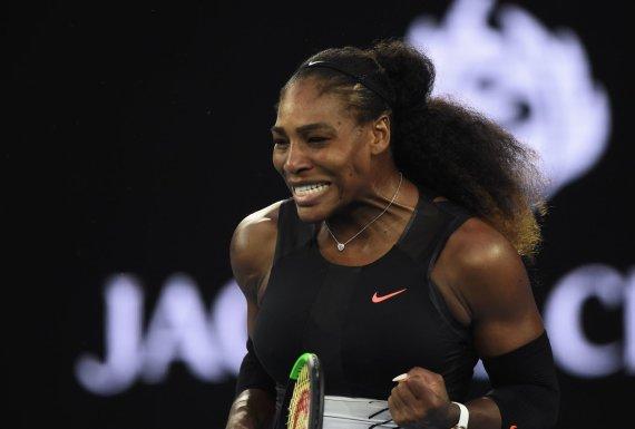 """Scanpix"" nuotr./Serena Williams ""Australian Open"" finale pranoko seserį Venus"