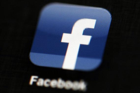 """Scanpix""/AP nuotr./""Facebook"""