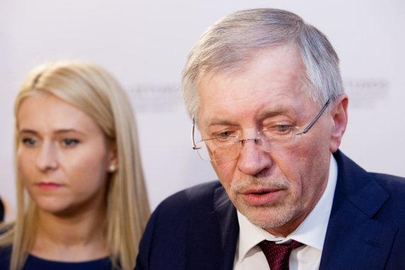 Vidmanto Balkūno / 15min nuotr./Gediminas Kirkilas
