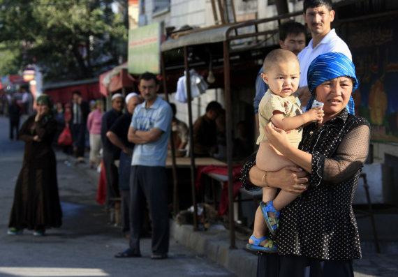 """Reuters""/""Scanpix"" nuotr./Uigūrai Kinijoje"