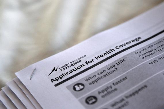 """""""Reuters""""/""""Scanpix"""" nuotr./Respublikonai siekė anuliuoti """"Obamacare"""""""