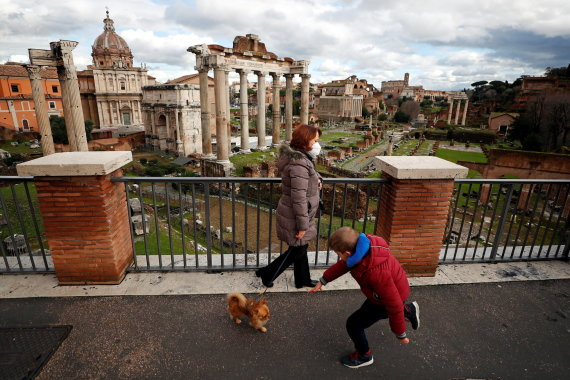 """Reuters""/""Scanpix"" nuotr./Roma"