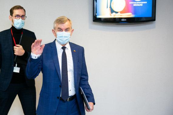 Žygimanto Gedvilos / 15min nuotr./Viktoras Pranckietis