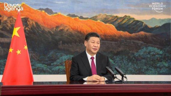 "AFP/""Scanpix"" nuotr./Xi Jinpingas"
