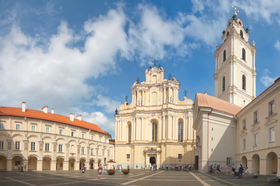 123rf.com nuotr./Vilniaus universitetas