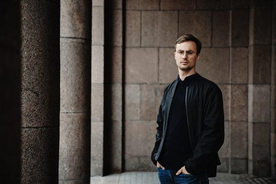 Martyno Plepio nuotr. /Architektas Andrius Ropolas