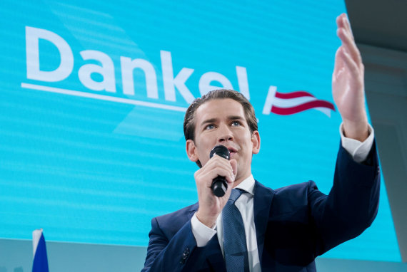 AFP / Scanpix photo / Sebastian Kurz
