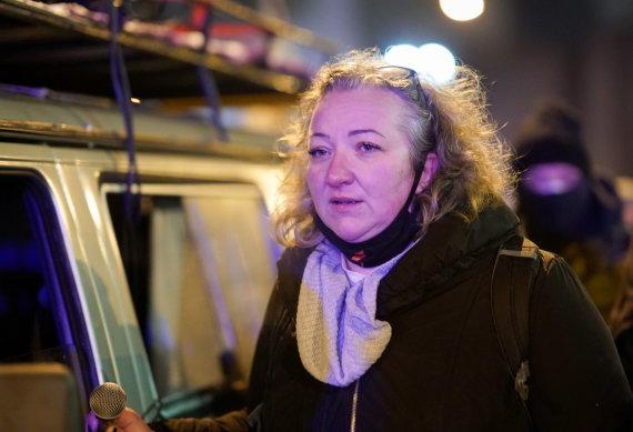 """""""Reuters""""/""""Scanpix"""" nuotr./Marta Lempart"""