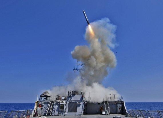 """""""Scanpix"""" nuotr./JAV branduolinės raketos"""