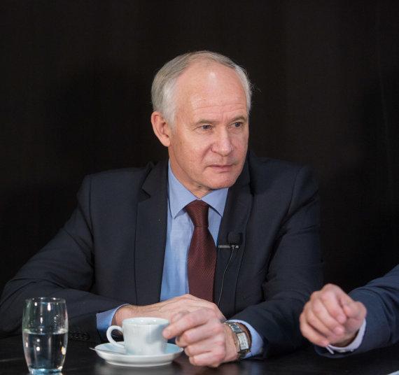 Juliaus Kalinsko / 15min nuotr./Algirdas Monkevičius