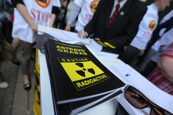 Juliaus Kalinsko / 15min nuotr./Atominė energetika