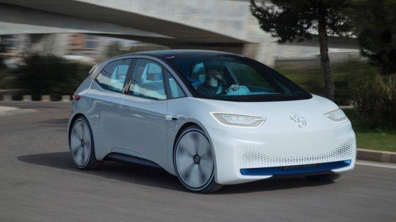 """Volkswagen nuotr./""""Volkswagen ID. NEO"""""""